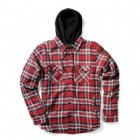 Appalachian Flannel Red