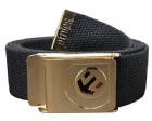 Web Belt Black/Gold