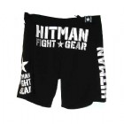 Allstar Fight Shorts Black