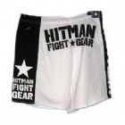 Allstar Fight Shorts White