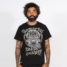 Sugarskull Tee Black