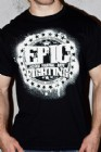 T-shirt Vit EpicFighting