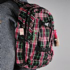 Mission 26L Pink Plaid
